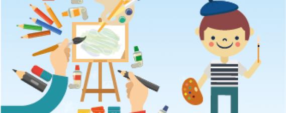 Affiche concours de dessins 2018