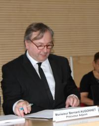 M. AUGONNET