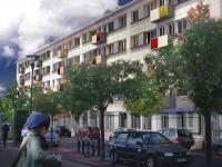 Projet Réhabilitation Résidence Saint Flaive 2016