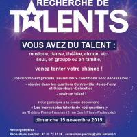 recherche talents